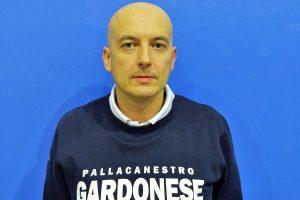 Primo piano di Stefano Poli, nuovo direttore sportivo della Gardonese
