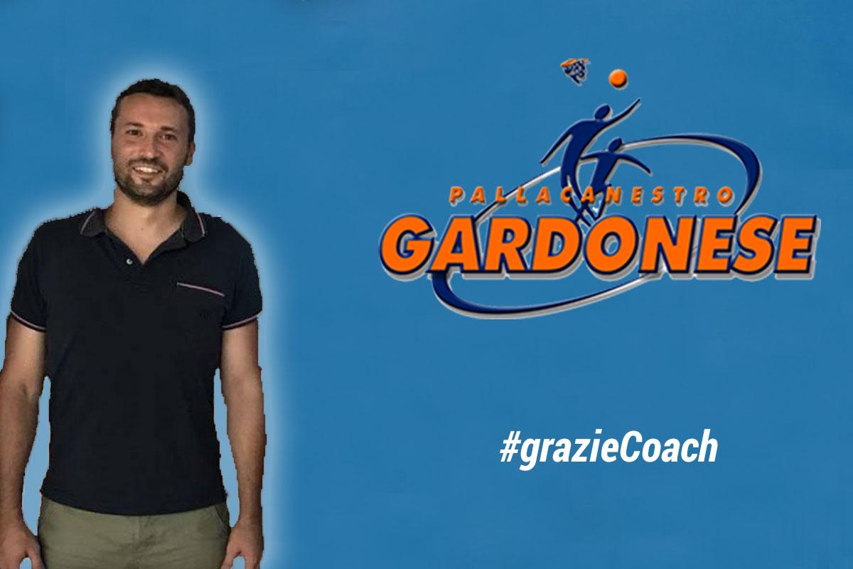 La sagoma di coach Vincenzo Lovino